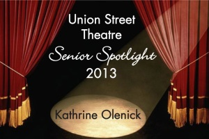 UST-Senior-Spotlight_Kathrine-Olenick-cover